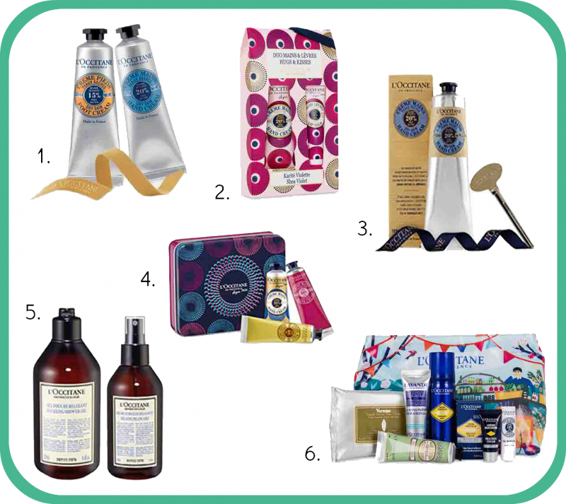 loccitane beauty gift sets