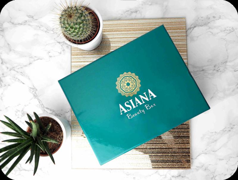 Asiana Beauty Box Review