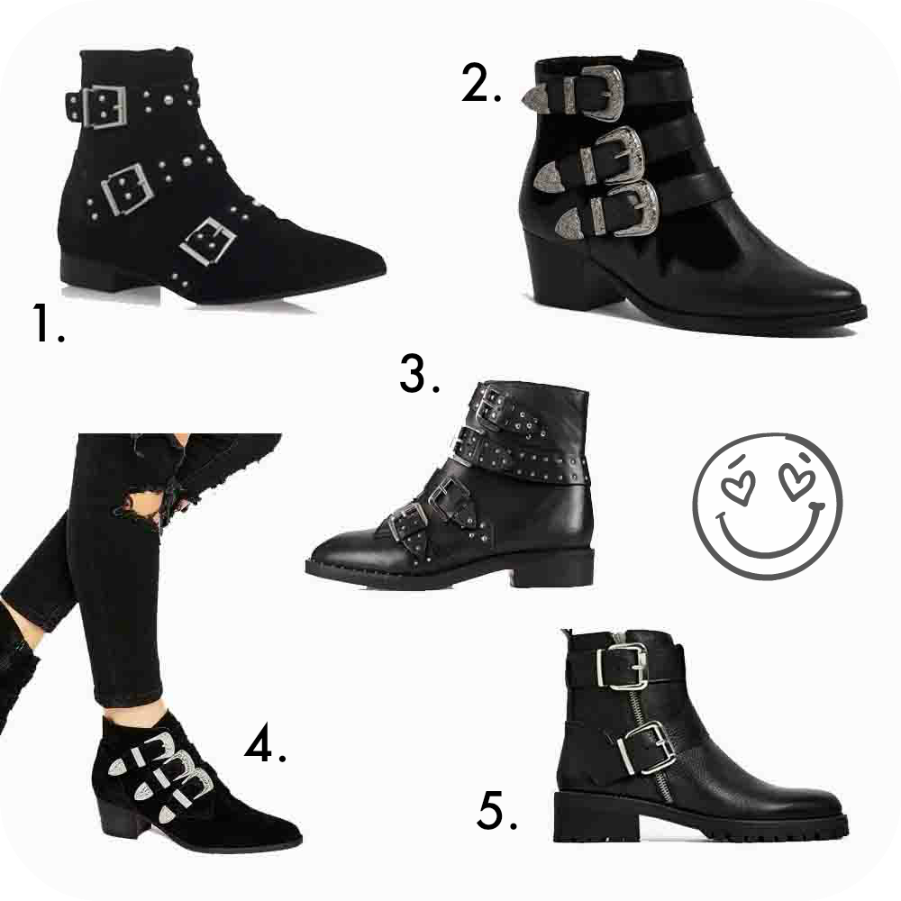 Buckle Up Bitches – Hardware Shoes Hitting The High Street