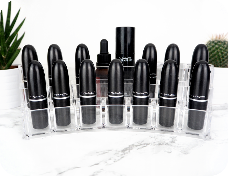 MAC Lipsticks collection