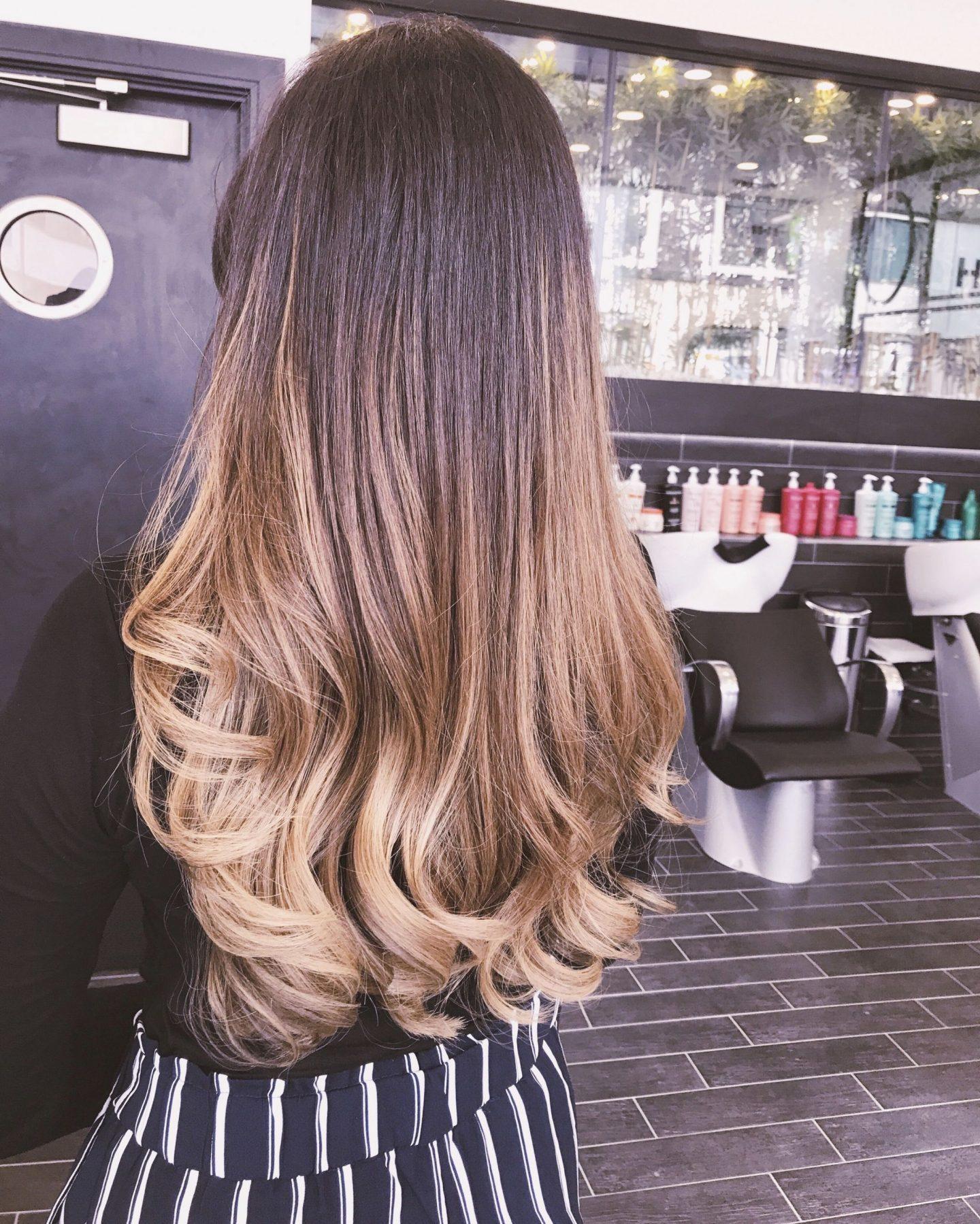 Rush Westbourne Grove Hair Salon Review