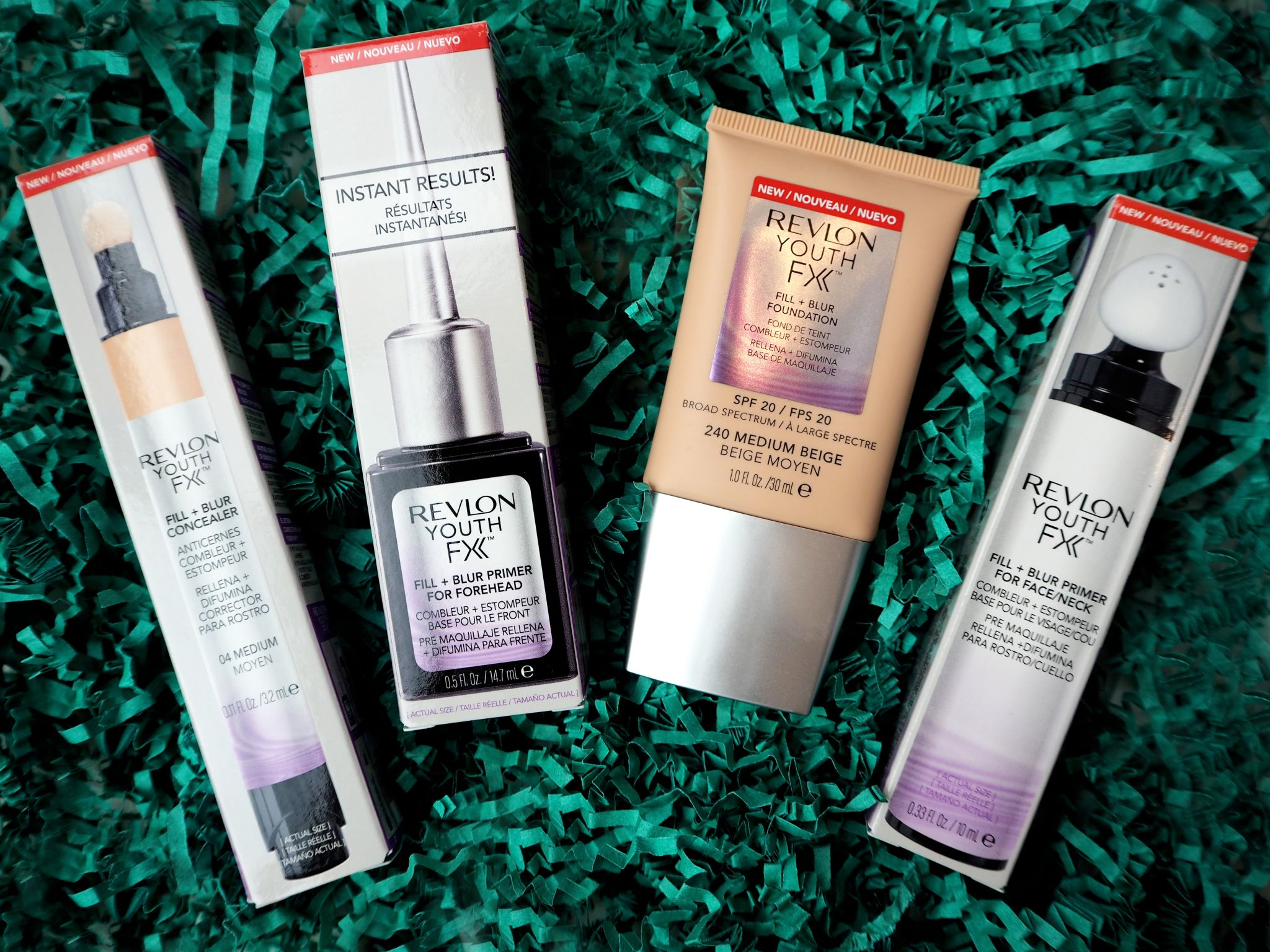 Revlon Youth FX
