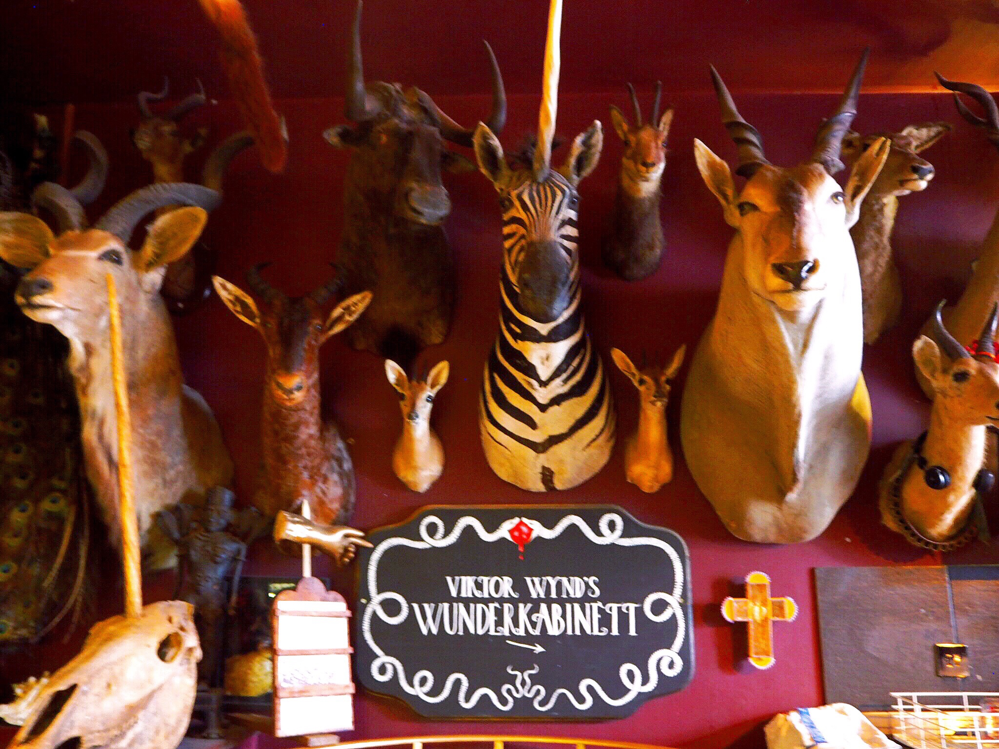 The Museum of Witchcraft and Magic London