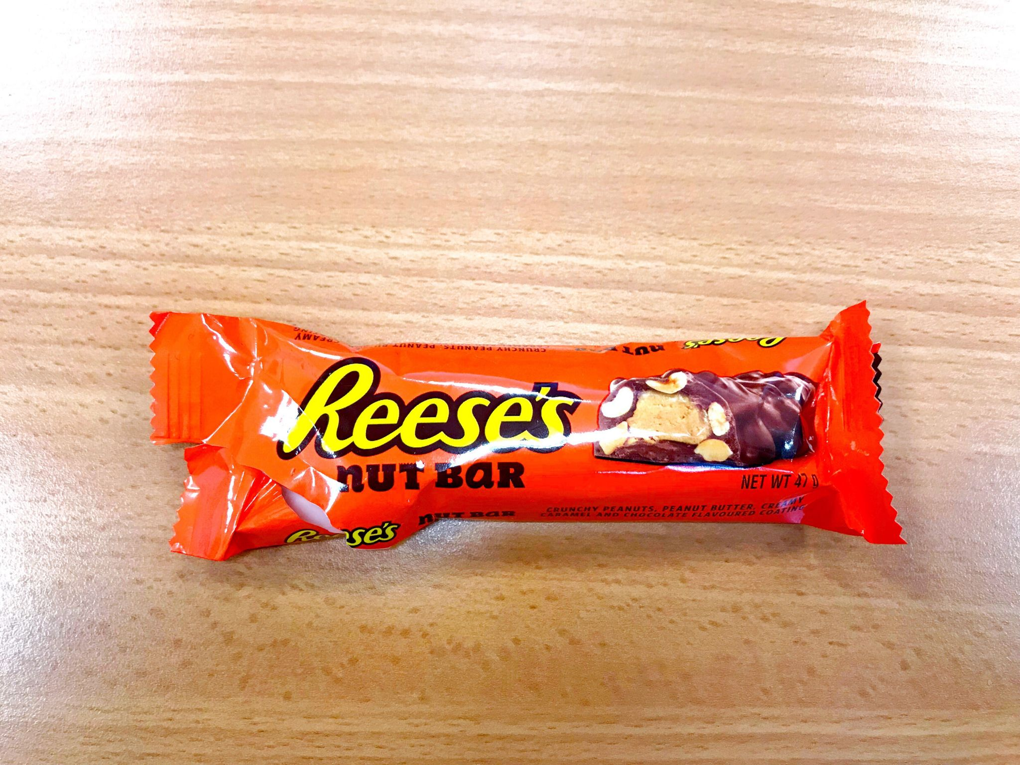 reese's nut bar