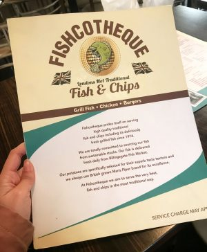 fishcotheque review