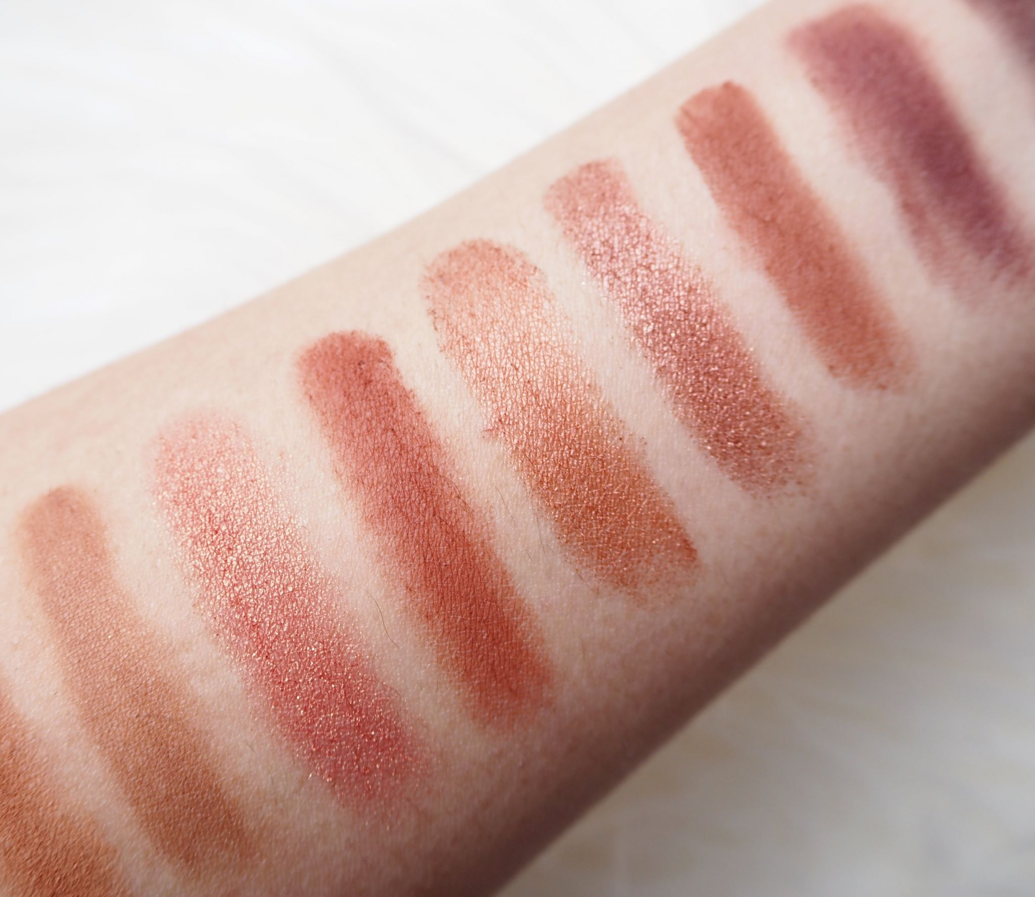 Urban Decay Naked Heat transitional