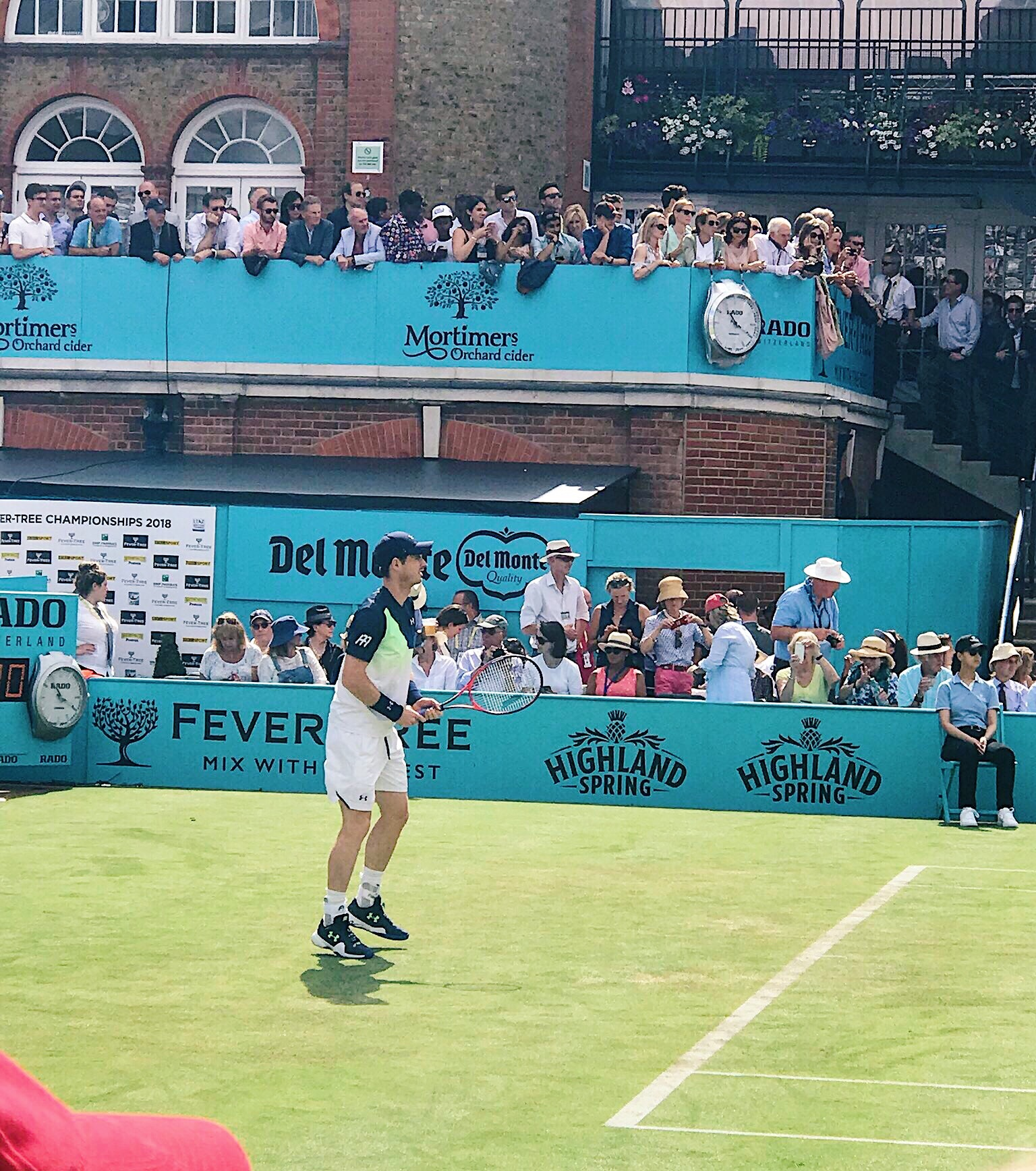 Fever tree championships
