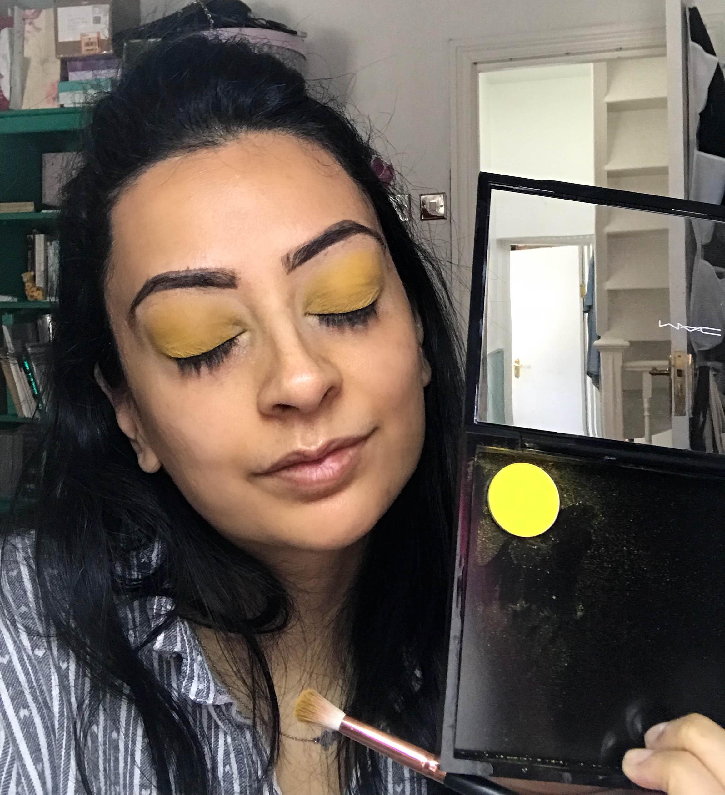 MAC Chrome Yellow