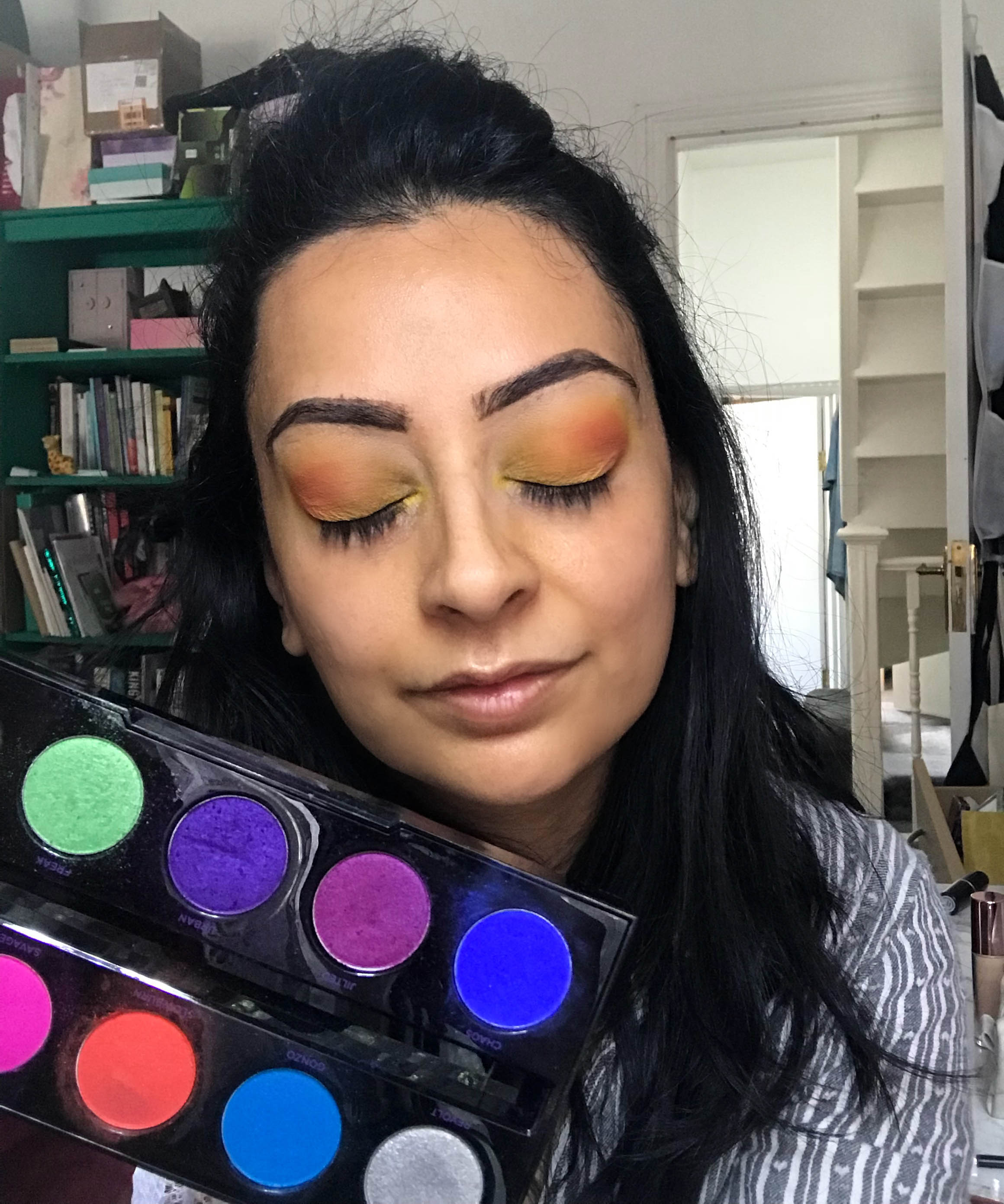 Sunshine Makeup
