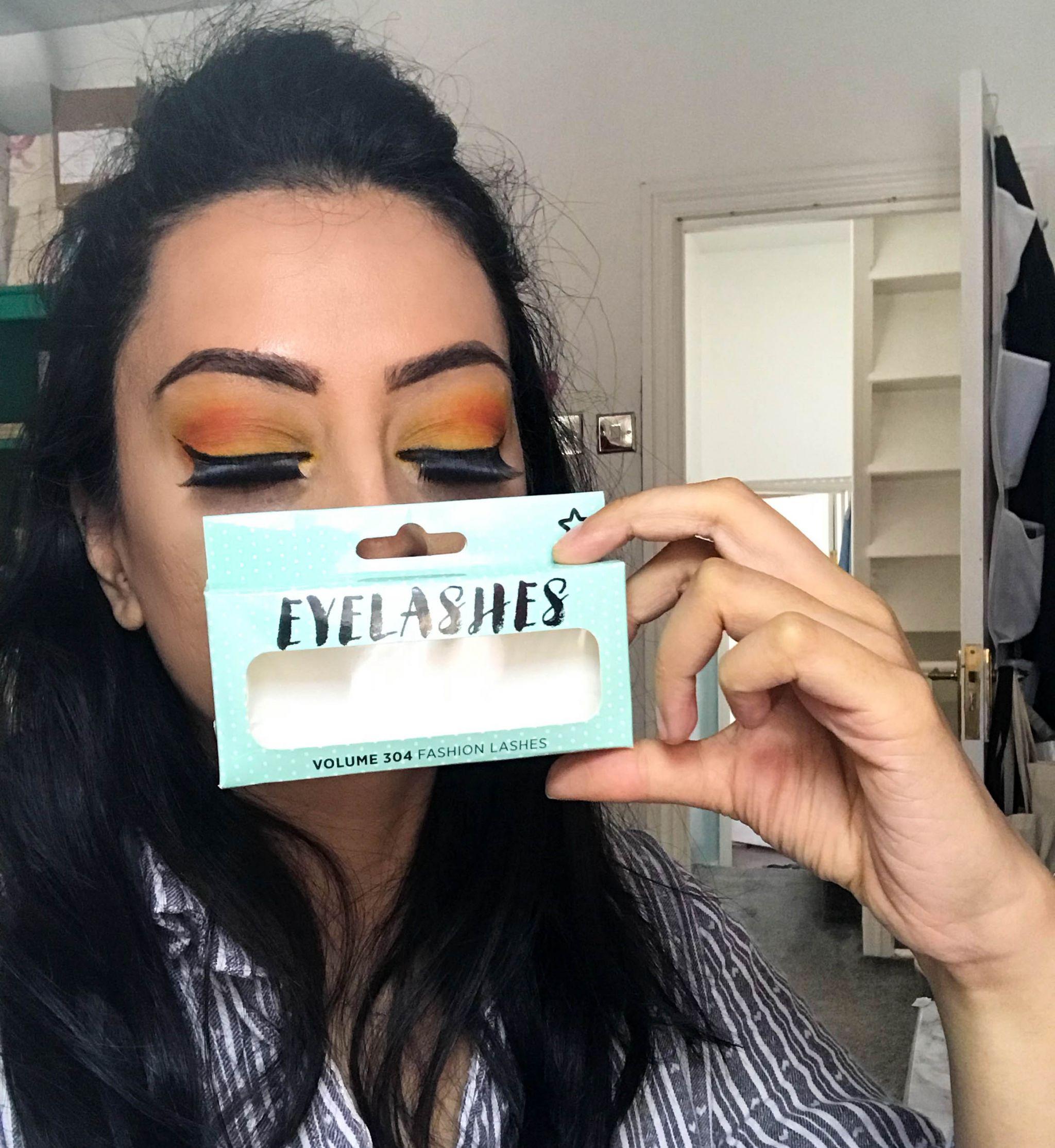 Superdrug Eyelashes 304