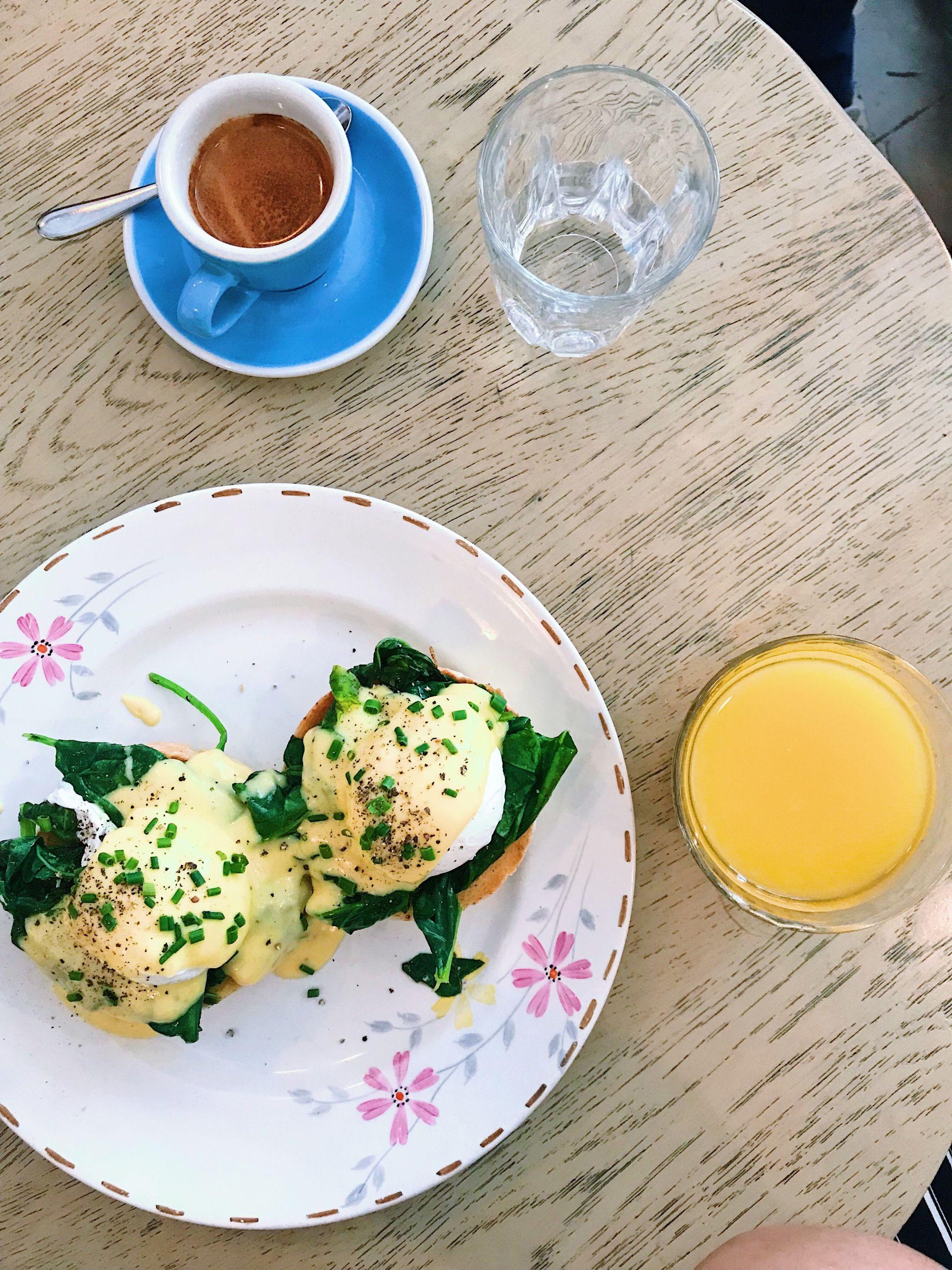 Egg Break Notting Hill
