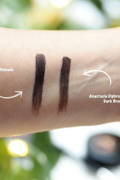 Anastasia Dipbrow Pomade Dark Brown or Ebony