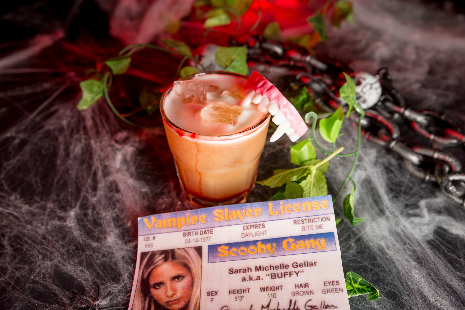 Halloween Buffy Screening