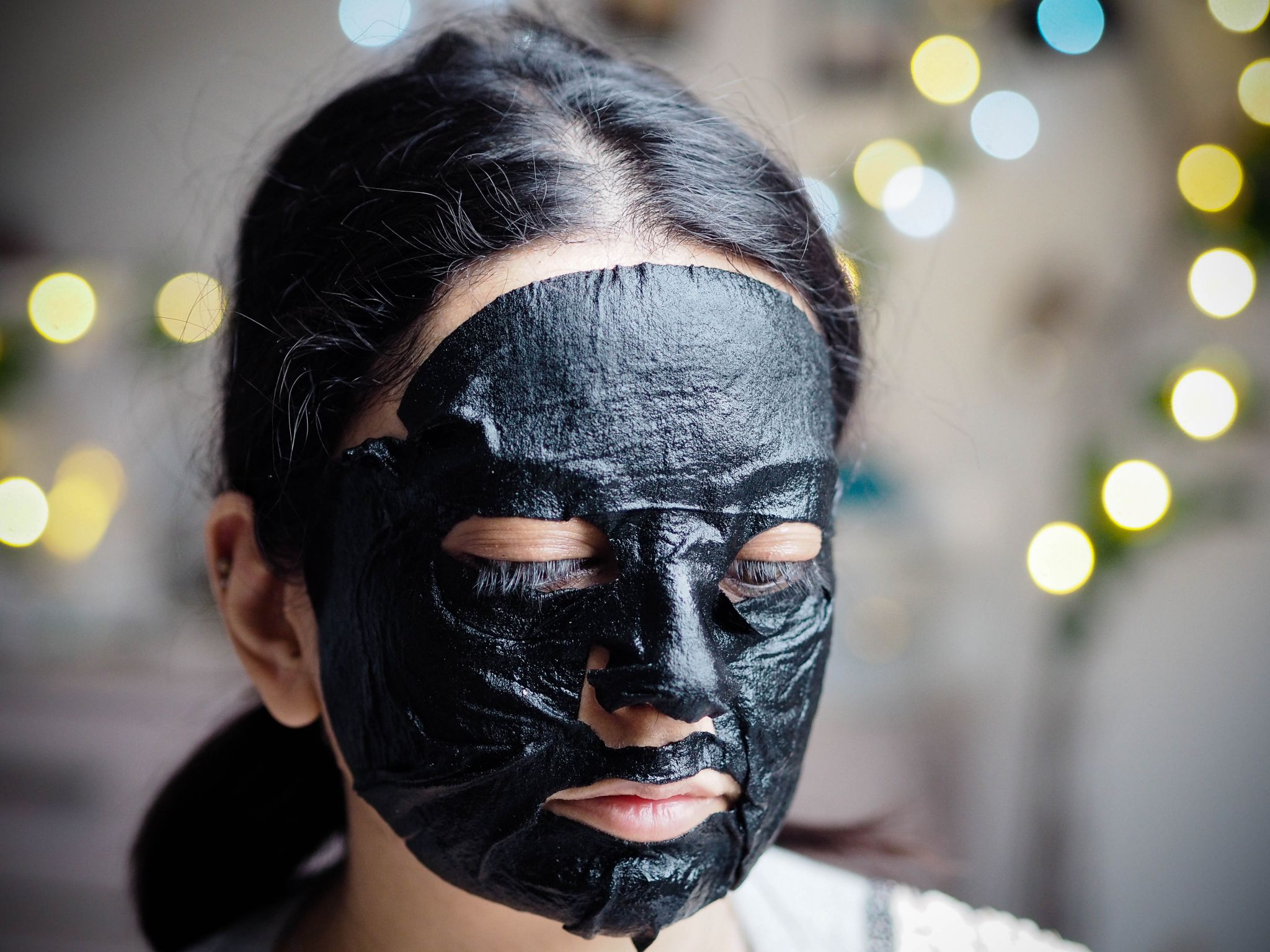 Vita 3 Step Black Sheet Mask