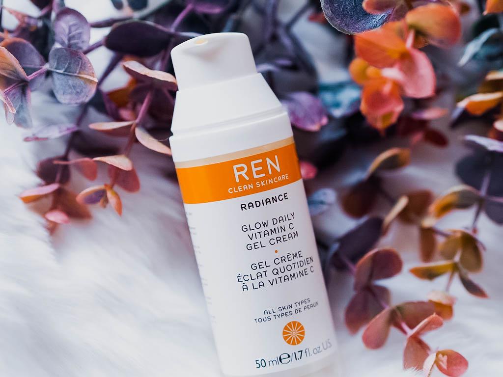 REN Glow daily vitamic C
