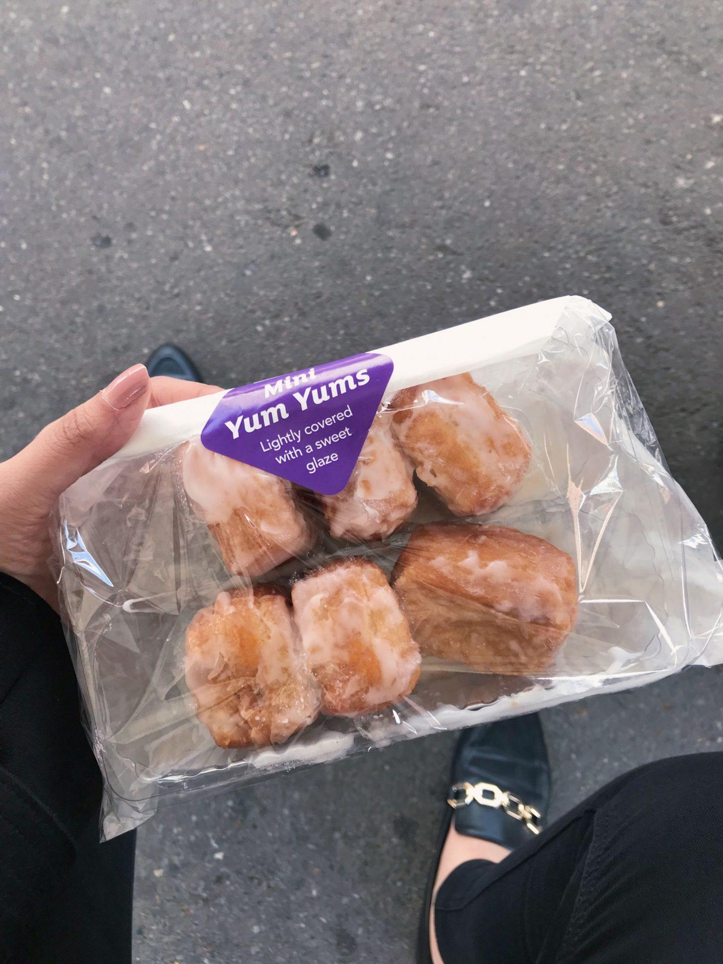 mini yum yum