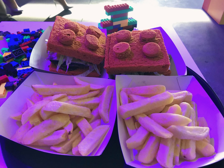 Brick Bar London Burger