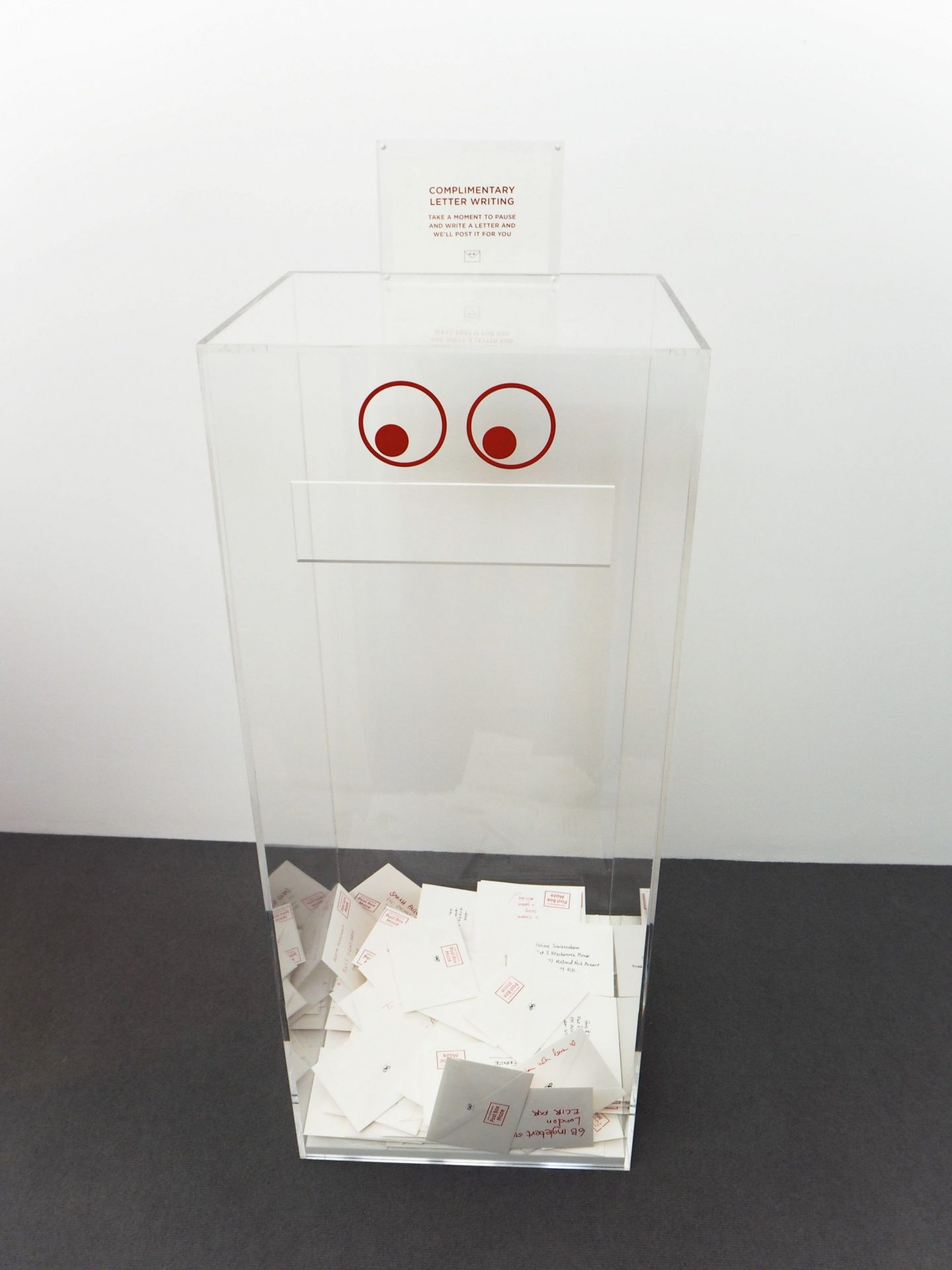 Anya Hindmarch Postbox Maze