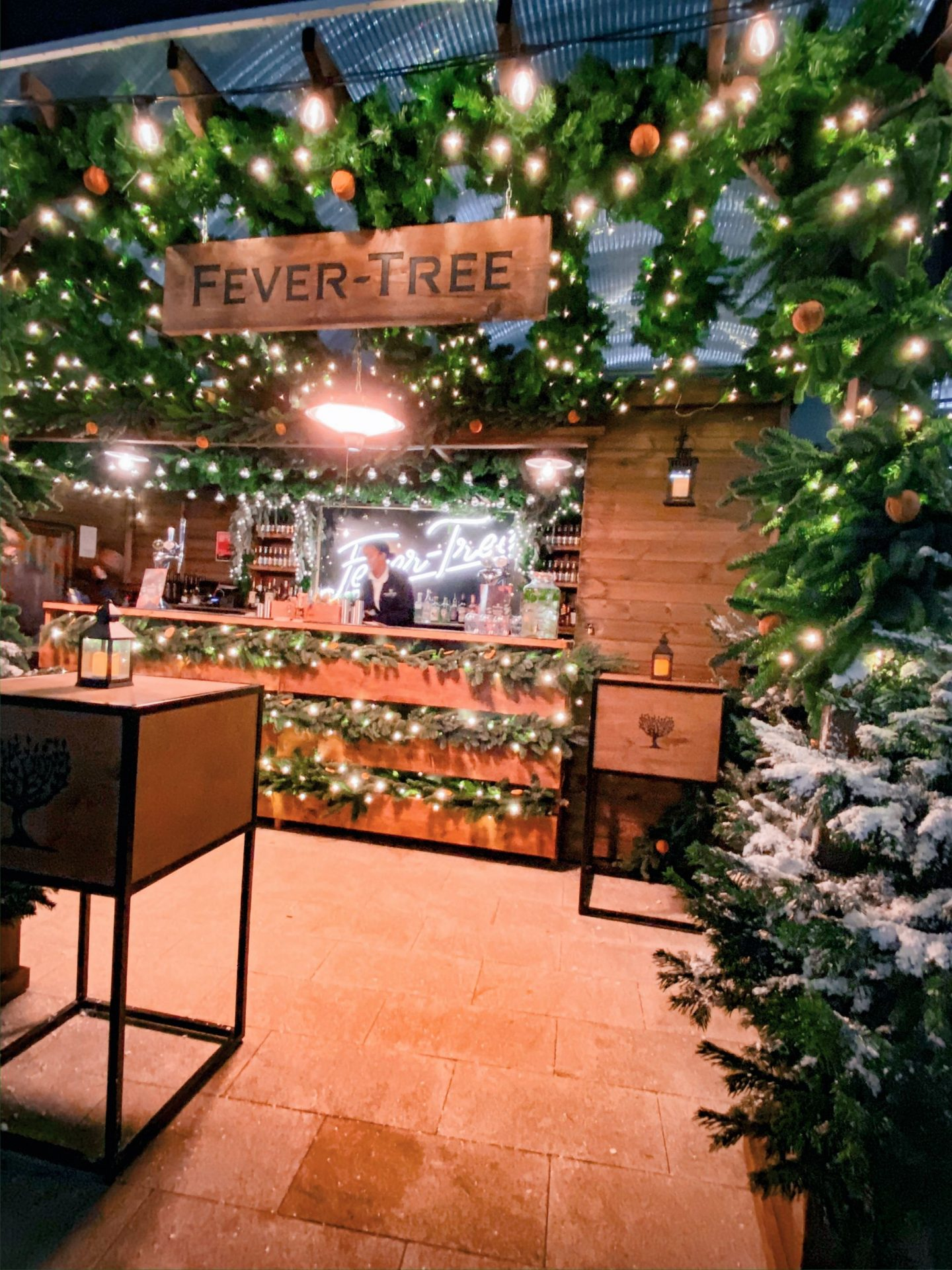 Fever-Tree Winter Lodge