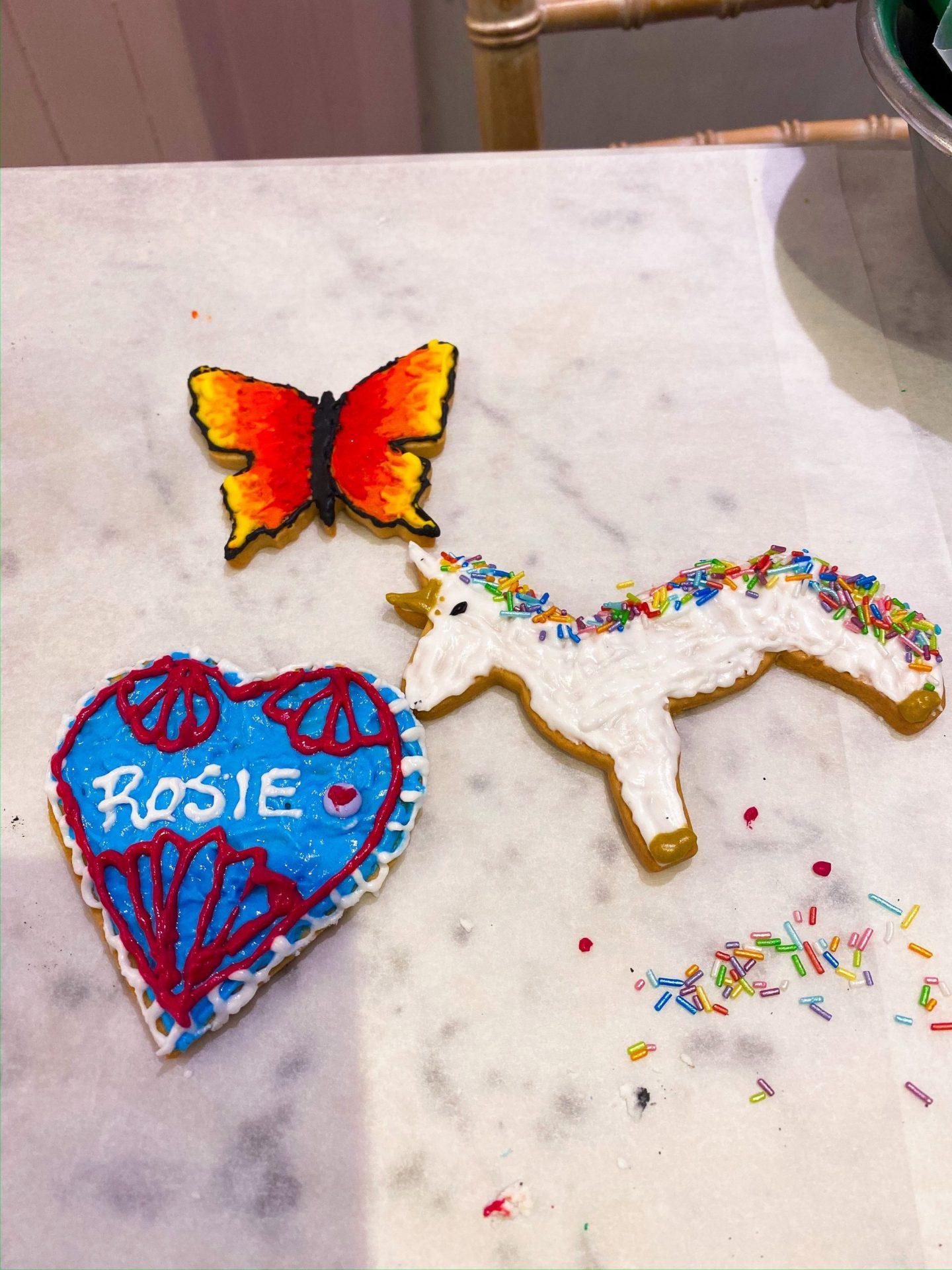 Biscuiteers DIY Icing Cafe Review